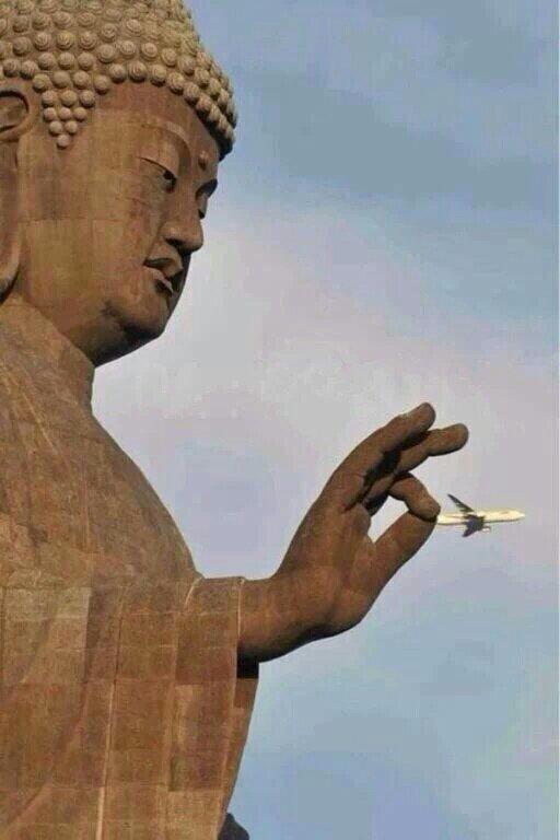 佛祖,手下留情…