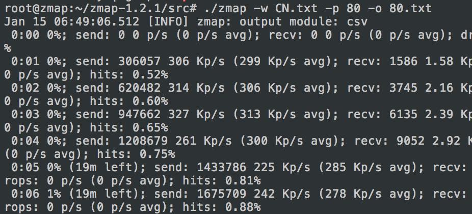 简单获取CDN背后网站的真实IP